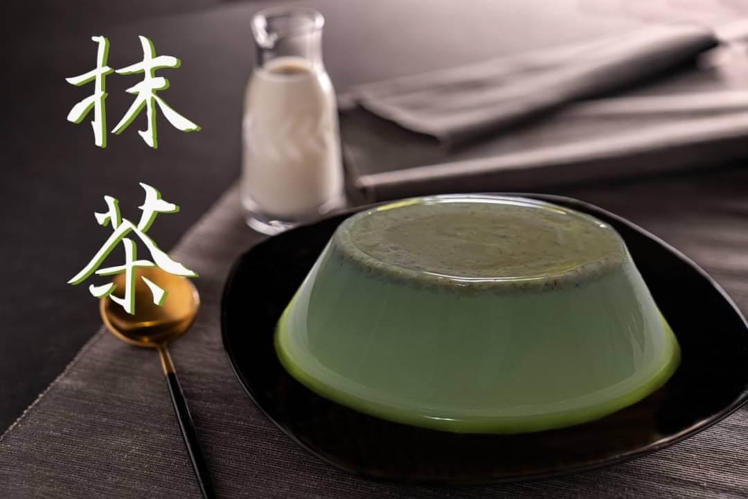 proimages/pudding/抹茶奶酪-銀波布丁.JPG