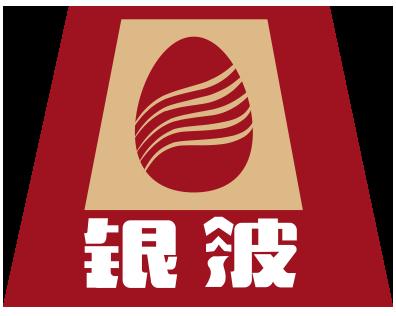 銀波布丁-logo
